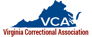 Virginia Correctional Association logo