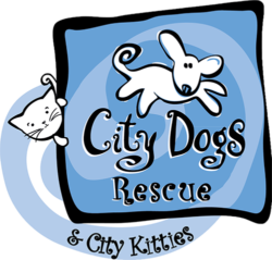logo: City Dogs Rescue & City Kitties